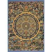 2000ピース 金剛界曼荼羅 (73x102cm)