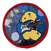 ふなっしー ヴィンテージ風ワッペン アイロン・シール両用 ギター F01Y0046