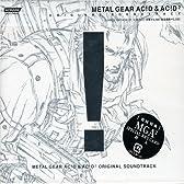 METAL GEAR ACID&ACID2 ORIGINAL SOUNDTRACK
