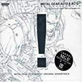 「METAL GEAR ACID&ACID2 ORIGINAL SOUNDTRACK」の画像