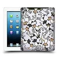 Head Case Designs スムースフォックステリア ドッグブリード・パターン 13 iPad 3 / iPad 4 専用ハードバックケース