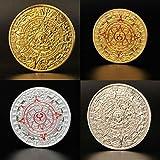 Ithern(TM)フルセット4マヤ文明フォークアート古代ギリシャコイン/売るコイン/コインプレート