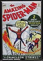The Amazingスパイダーマン# 1Comic Bookカバー冷蔵庫マグネット。