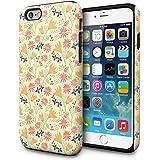 iPhone6s ケース「iPhone6 ケース」人気「二層構造」TPUケースxPCカバー「デュアルレイヤー」耐衝撃「薄型」衝撃吸収「アイフォン6sケース」アイフォン6ケース「スマホケース」おしゃれ‐ Autumn Flowers「TORU」