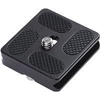 k-outdoor クランプ クイックリリース 標準 クイックシュー カメラマウント 汎用 三脚 ボールヘッド Arca…