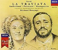 Verdi - La Traviata / Sutherland, Pavarotti, Manuguerra, NPO, Bonynge by Giuseppe Verdi (1991-04-02)