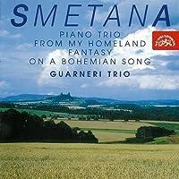 Piano Trio From My Homeland by BEDRICH SMETANA (1999-12-01)