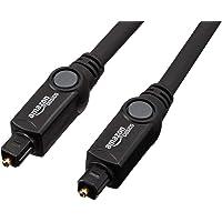 Amazonベーシック 光デジタルケーブル TOSLINK トスリンク デジタルオーディオ 3.0m