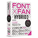 フォント・アライアンス・ネットワーク FONT x FAN HYBRID 3