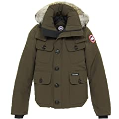 Russell Parka 2301JM: Earth Brown