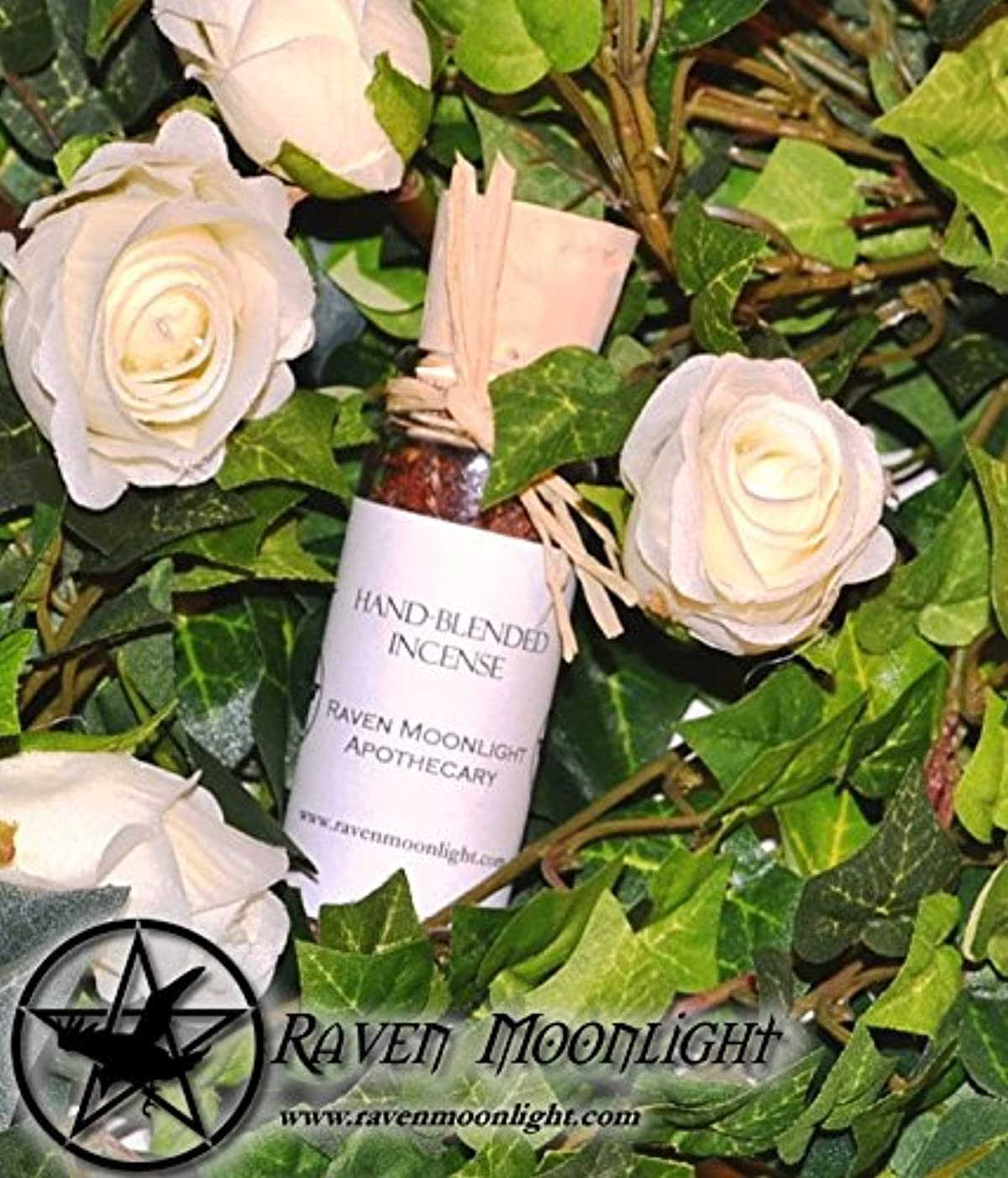 hand-blended Incense : Arawn