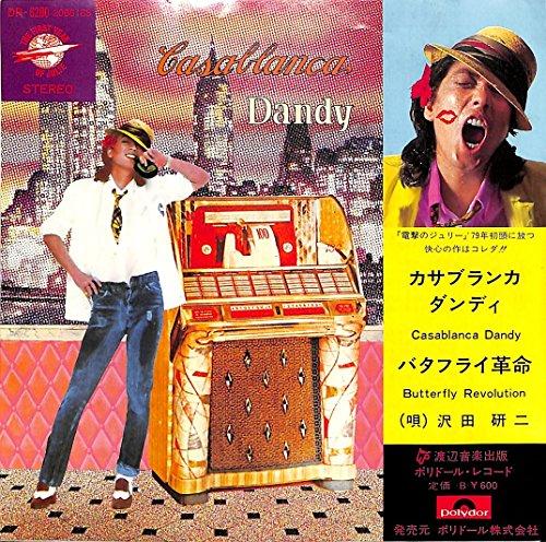 【なぜボギー?】沢田研二『カサブランカ・ダンディ』の歌詞の意味