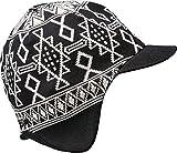 Burton(バートン) スノーボード ニット帽 ビーニー ニットキャップ BEHELM CAP BEANIE 1SZ FITALL True Black Mojave 194231 クールマックス ヘルメット対応 日本製