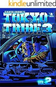 TOKYO TRIBE3 2巻 表紙画像