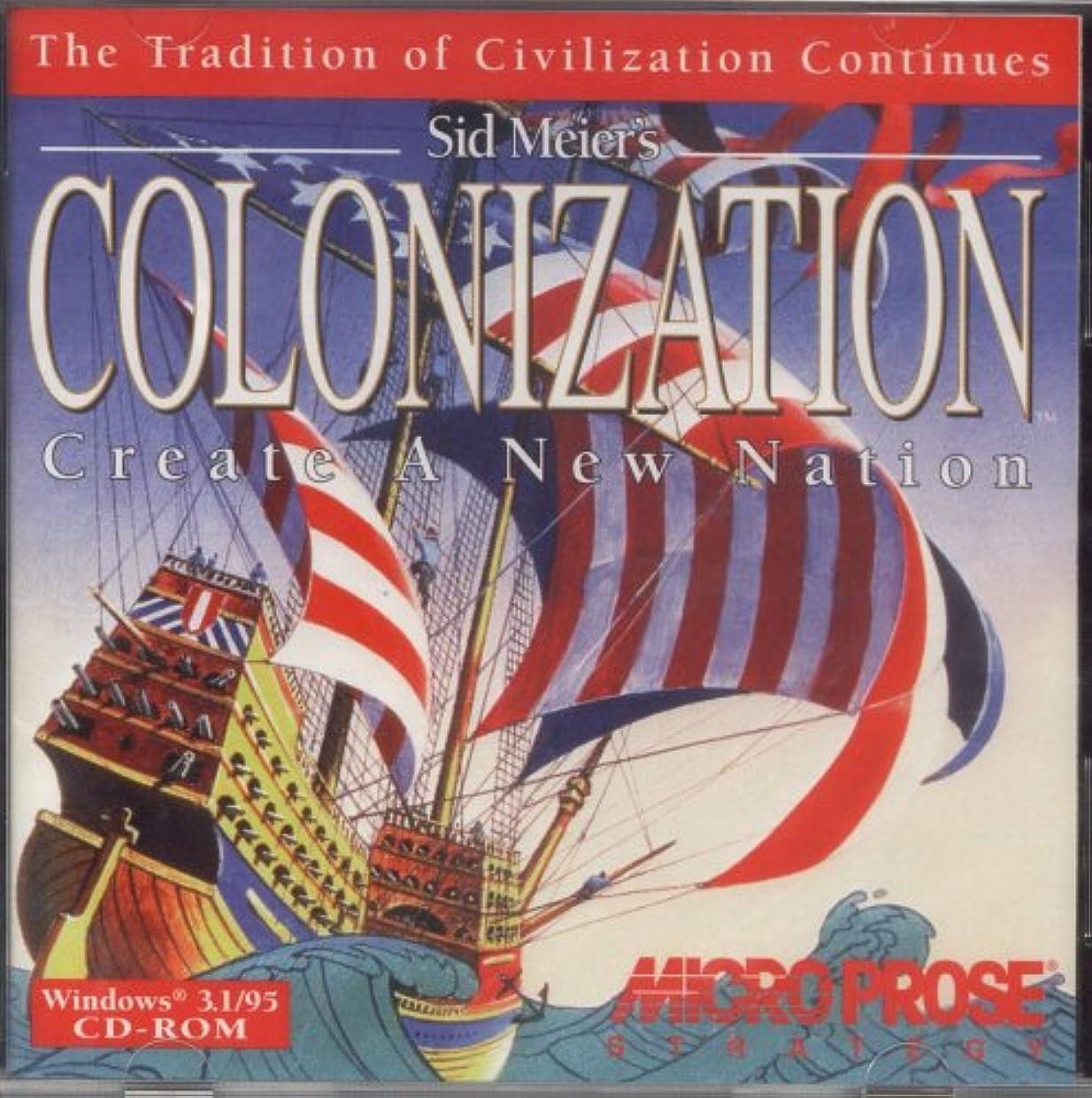 絶滅させる池優遇Sid Meier's Colonization (Jewel Case) (輸入版)