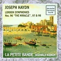 Haydn: Symp. N. 96-97-98
