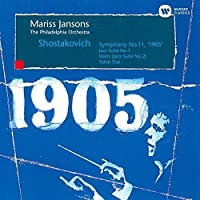Shostakovich: Symphony No. 11. Etc. by Mariss Jansons (2015-06-24)