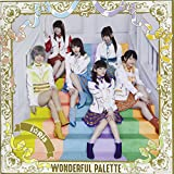 WONDERFUL PALETTE ※AL+DVD