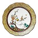 アマブロ ムーミン 九谷焼 豆皿 MOOMIN×amabro JAPAN KUTANI GOSAI Snork Maiden / スノーくお嬢さん
