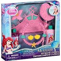 Disney Princess The Little Mermaid Bath Time Dress Up Set, 7 pc [並行輸入品]