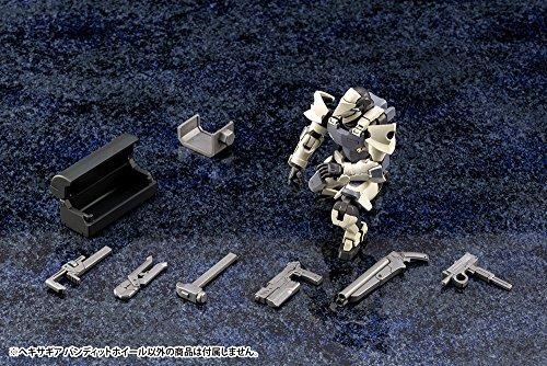 ヘキサギア バンディットホイール 全長245mm 1/24スケール プラモデル