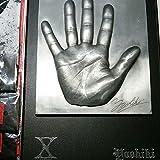 X JAPAN yoshikiの手形 バンダナ セット