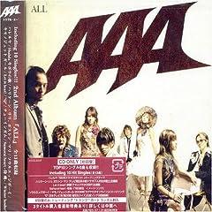 ハリケーン・リリ,ボストン・マリ (Original Long Version)♪AAAのCDジャケット