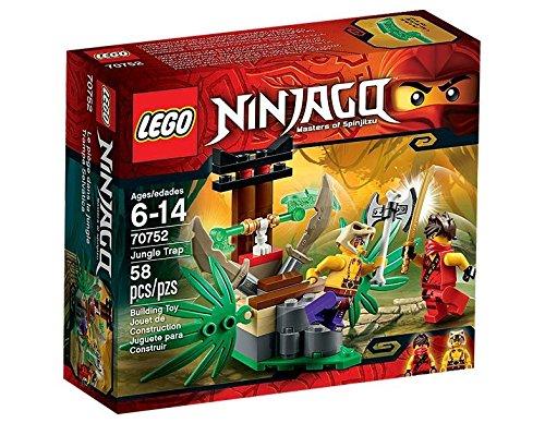[해외] 레고 (LEGO) 닌자고 안나 콘정글 트랩(trap) 70752-70752 (2015-03-20)
