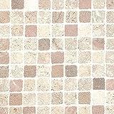 のりなし国産壁紙 シンプルタイル柄セレクション/リリカラ V-WallVウォール (販売単位1m) LV-6120
