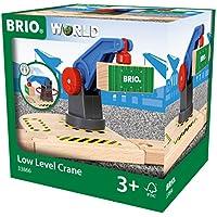 BRIO WORLD ロークレーン 33866