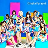 Hungry♪Cheeky ParadeのCDジャケット
