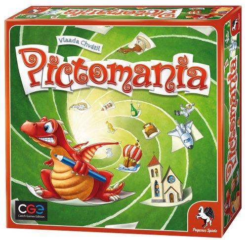 ピクトマニア (Pictomania) ボードゲーム