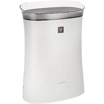 シャープ 空気清浄機 プラズマクラスター 7000 スタンダード 14畳 / 空気清浄 23畳 ホワイト FU-H50-W