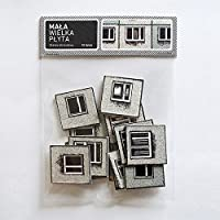 ミニ プレハブパネル MINI PREFAB PANELS Zupagrafika