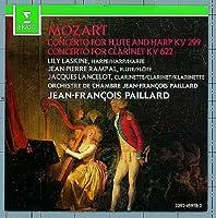 Mozart: Concerto Flute & Harp