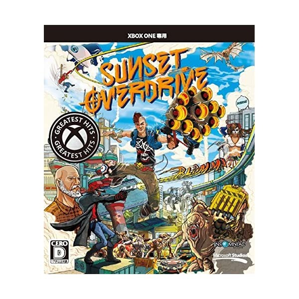 Sunset Overdrive (Great...の紹介画像1