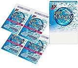 旅行用 携帯 洗濯 液体 洗剤 ナノックス NANOX ワンパック (4回分)
