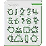 Magnatab Numbers & Shapes