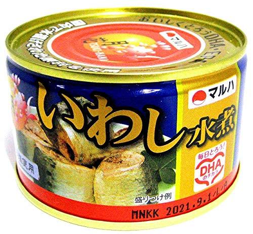 マルハ 月花いわし水煮 200g 24缶