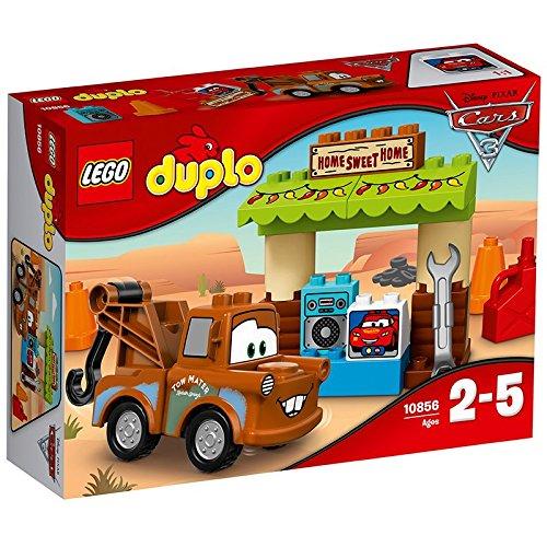 レゴ (LEGO) デュプロ ディズニー カーズ メーターの小屋 10856