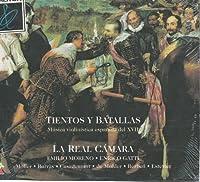 Tientos Y Batallas: 17th Cent Spanish Violin