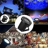 クリスマスプロジェクターライト AIGUOZERイルミネーションライト クリスマスライト ハロウィンプライト ガーデン プロジェクターライト LED投影ランプ 防水 LED照明 雰囲気作り パーティーデコレーション 屋内 屋外用