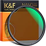 77mm Circular Polarizers Filter, K&F Concept 77MM Circular Polarizer Filter HD 18 Layer Super Slim Multi Coated CPL Lens Filt