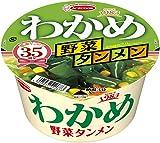 エースコック わかめ 野菜タンメン 76g×12個