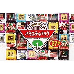 チロルチョコ チロルチョコ<バラエティパック> 27個×10袋