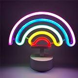ENUOLI neon Light Modern Rainbow