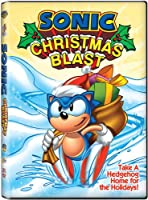 Sonic Underground: Sonic Christmas Blast [DVD] [Import]