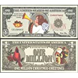 Lot of 100 Bills – Angel , Joy to the WorldクリスマスMillion Dollar卸売