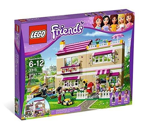 RoomClip商品情報 - レゴ (LEGO) フレンズ ラブリーハウス 3315