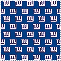 Siskiyou Sports FSCC090 Giants Sunglass Microfiber Cleaning Cloth